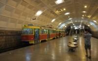 Скоростной трамвай Волгограда.