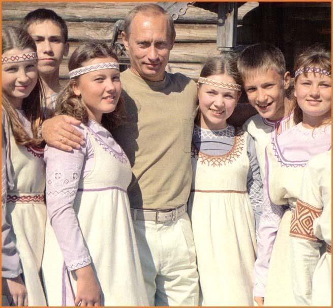 Юных крымчан отвезут в Москву принимать пионерскую присягу - Цензор.НЕТ 7413