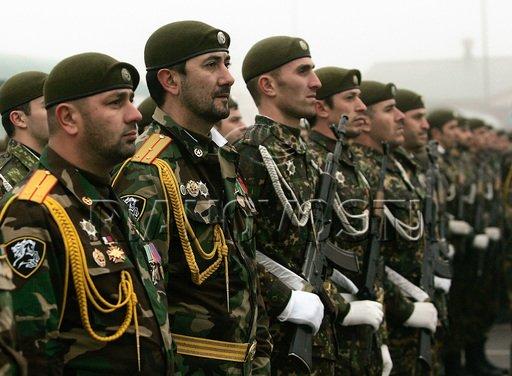 В Чечне подорвали подразделение полка «Север» имени Кадырова